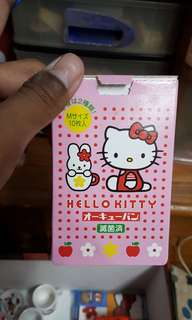 Hello kitty collection 1998 plaster