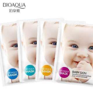 🚚 Bioaqua Baby Skin Mask