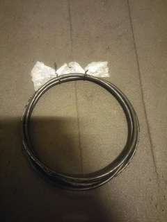 Lan Cable: Cat5e, 1.4m (brand new)