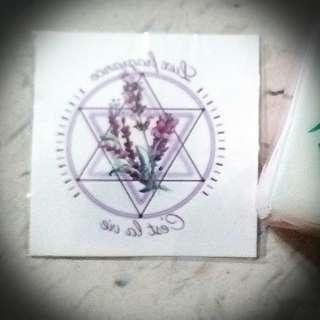 紋身貼紙 Tattoo Sticker