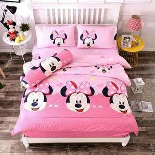 Cadar Minnie Mouse Queen