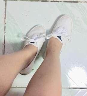 White keds ❤️
