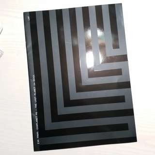 Exo 一巡 photobook (lay)