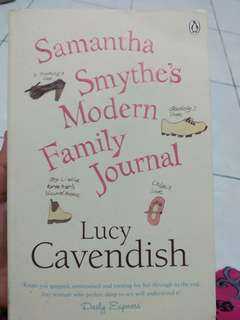 Samantha Smythe's Modern Family Journal
