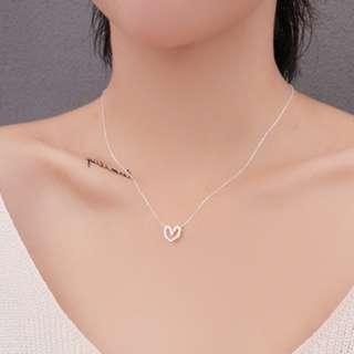 Juliet Sterling Silver Necklace
