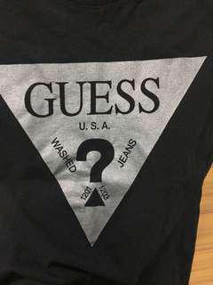 Guess 女版t-shirt
