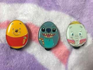 迪士尼花蛋pin