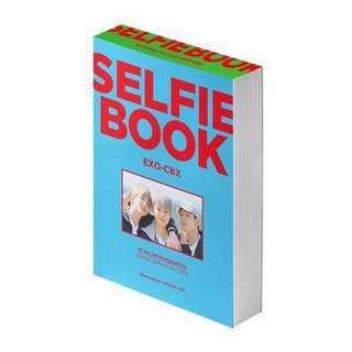 [Pre-Order] EXO-CBX SELFIE BOOK 엑소-첸백시 셀피북