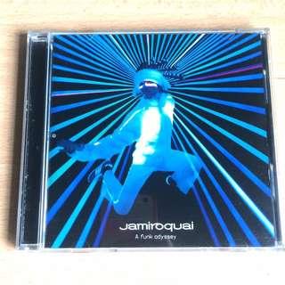 ORIGINAL Jamiroquai Music CD