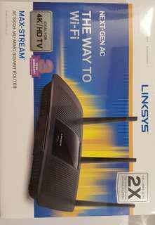 Linksys EA7500v2 AC1900+ MU-MIMO Wi-Fi router