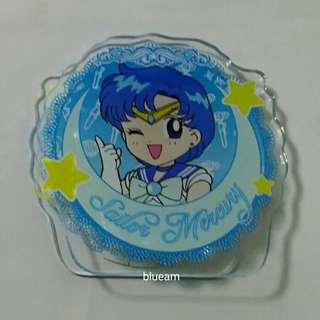 [日本限定] 美少女戰士原宿專門店夾仔 Sailor Moon Store Original Acrylic Clip - Sailor Mercury款