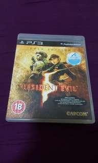 Residence Evil 5 (PS3)