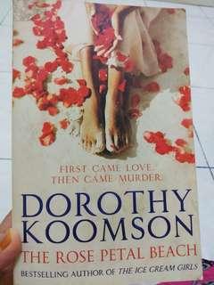 English Novel The Rose Petal Beach