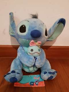 Stitch Soft Toy Disney