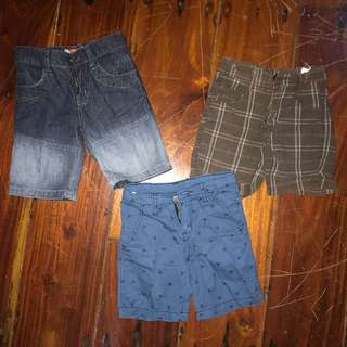 Assorted Boys Shorts