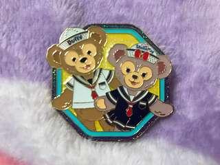 迪士尼duffy shelliemay pin