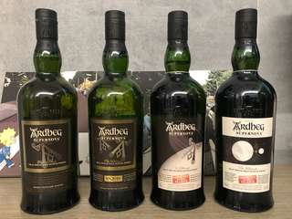 Ardbeg / Supernova set
