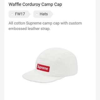 [WTS] AUTHENTIC SUPREME CAPS