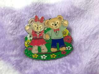 迪士尼duffy shelliemay pin