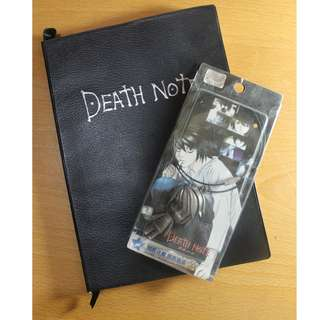 DEATH NOTE ITEMS