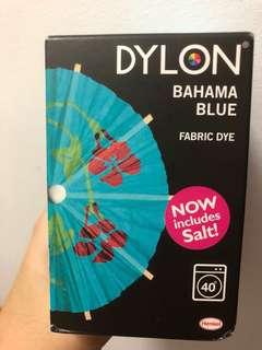 BNIB Dylon Fabric Dye in Bahama Blue (350g)