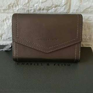 ORIGINAL Small Envelope Wallet Original Charles & Keith