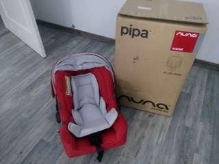 Infant car seat nuna