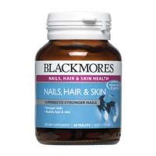 Blackmores 澳佳寶 膠原蛋白片指甲頭髮皮膚保養 60片