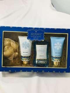 Aromanice Sparkling Holiday Gift Set