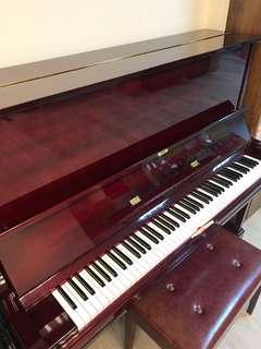 🚚 小岡樂器嚴選YAMAHA U3台製 製造編號T31698