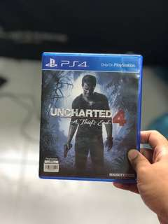 Uncharted 4 - A Thief's End | For PS4