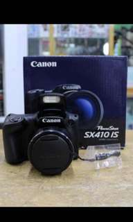 [ PRICE REDUCED ] - Canon Powershoot SX410 IS