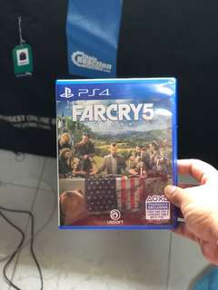 Farcry 5 | For PS4