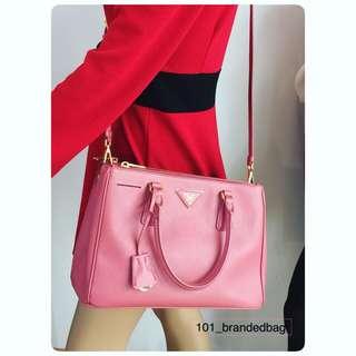 Prada BN1801 Saffiano Lux Tote Bag