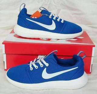 NIKE Roshe Two Blue white
