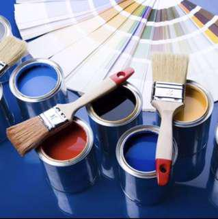 Painting service available ~|| Free on site quotation