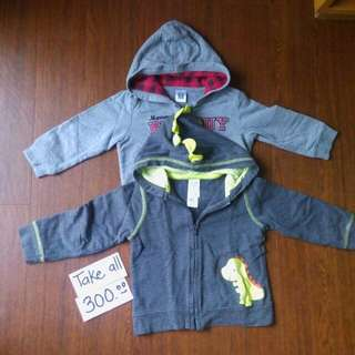 Kids/baby Jackets (Carter's)