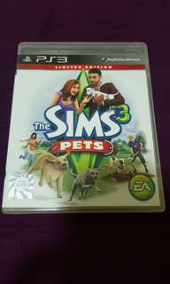 PS3 Games The Sim 3