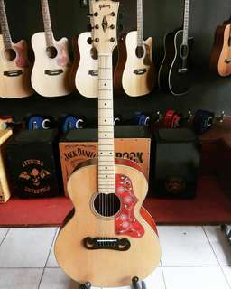Acoustic Eletric Guitar Gibson