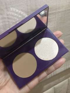 🆕Authentic Colourpop Step Right Up Highlighter & Bronzer Duo