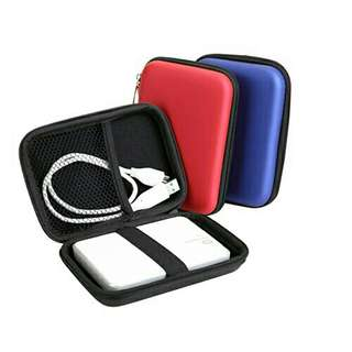 Case Pouch Hard Drive 2.5 hd Bag For Protection For 2.5 GPS Hard Disk Drive
