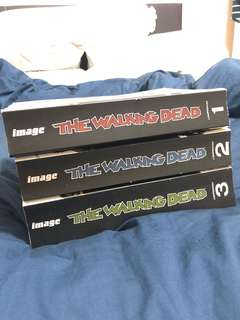 The Walking Dead Compendium 1-3