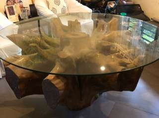 Solid Narra Dining Table