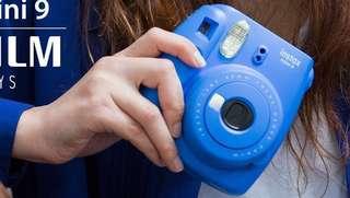 Selfie function Instax + Free Film