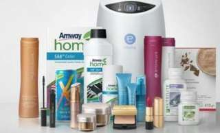 Amway supplier espring glister artistry home nutrilite