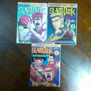 Bahasa Malaysia Animated Edition Slam Dunk With Posters 2 - 4