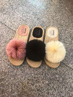 🚚 #女款拖鞋 🤗好穿口愛 🤔🤗特價$290 👉👉3色36.37.38.39.40