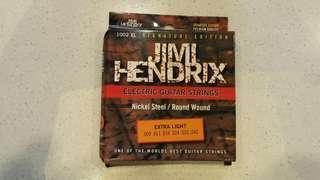 Jimi Hendrix 1002XL Electric Guitar String