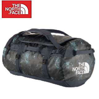 THE NORTH FACE BASE CAMP DUFFEL DUFFLE BAG   BACKPACK   HAVERSACK   LATEST VERSION  Color : COSMIC BLUE   TNF BLACK