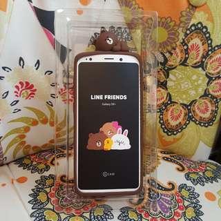 Brand New Line Friends Samsung Galaxy S9+ Case